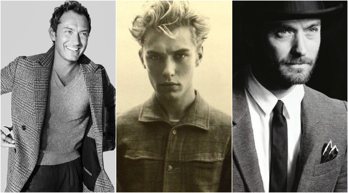 Jude Law Birthday Special These Hot Pictures Of The Young Pope Star Will Make You Say Bless Him Latestly