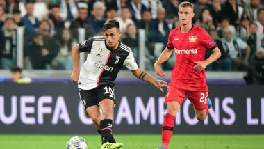 Bayer Leverkusen vs Juventus, UEFA Champions League Live Streaming Online: Where to Watch UCL 2019–20 Group Stage Match Live Telecast on TV & Free Football Score Updates in Indian Time?