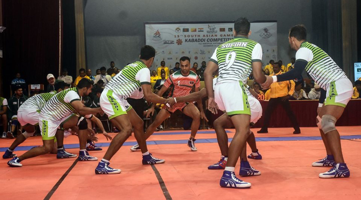 South Asian Games 2019, India vs Pakistan Kabaddi Live Streaming Online & Time in IST: Check Live Score Online, Get Free Telecast Details of IND vs PAK Men's Kabaddi Match on TV