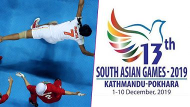 South Asian Games 2019, Nepal vs Sri Lanka Men's Kabaddi Live Streaming Online & Time in IST: Check Live Score Online, Get Free Telecast Details of NEP vs SL Match on TV