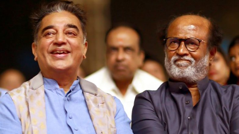 Rajinikanth and Kamal Haasan to Reunite For a Movie after 40 Years in a Lokesh Kanagaraj Directorial?