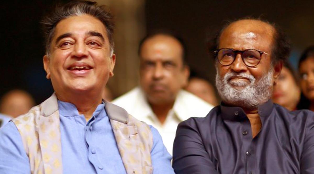 Rajinikanth and Kamal Haasan to Reunite For a Movie after 40 Years in a Lokesh Kanagaraj Directorial?