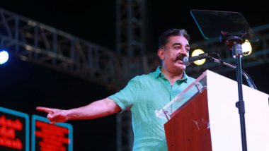 Kamal Haasan Slams Centre Over Citizenship Amendment Bill, Says Constitution Being 'Betrayed', Young India Will 'Reject' Sectarian Agenda