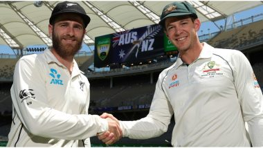 Australia vs New Zealand Live Cricket Score, 1st Test 2019, Day 1: Get Latest Match Scorecard and Ball-by-Ball Commentary Details for AUS vs NZ Day-Night Test from Brisbane