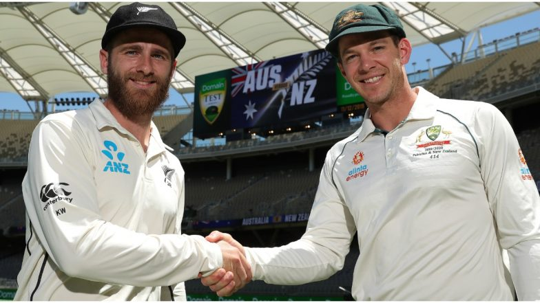 Australia vs New Zealand Live Cricket Score, 1st Test 2019, Day 1: Get Latest Match Scorecard and Ball-by-Ball Commentary Details for AUS vs NZ Day-Night Test from Perth