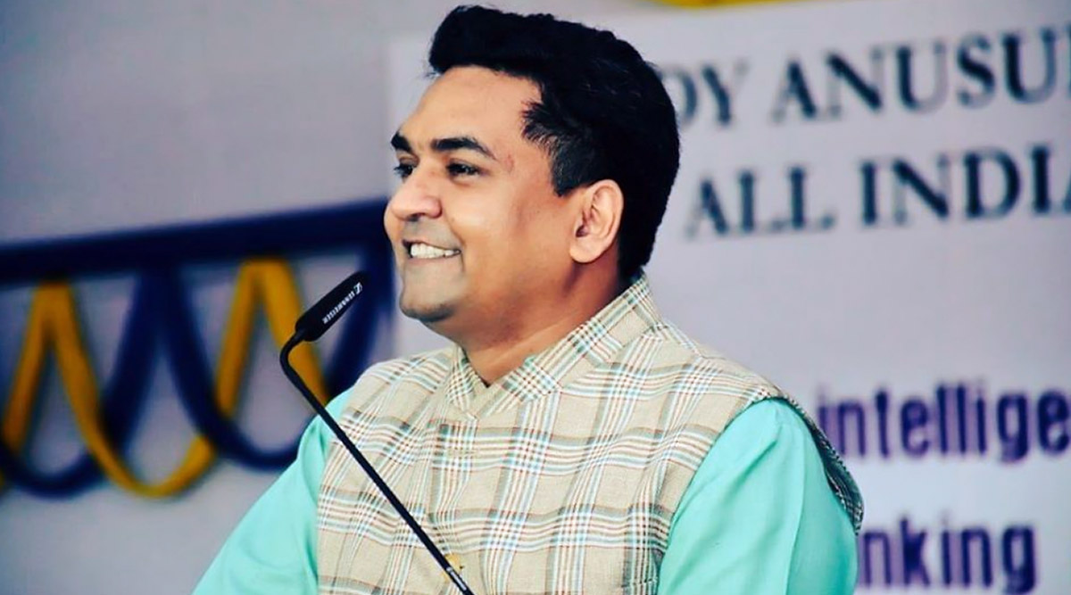 Kapil Mishra 'India Vs Pakistan' Tweet on Delhi Assembly Elections 2020: Register FIR Against BJP Candidate, Election Commission Tells Police