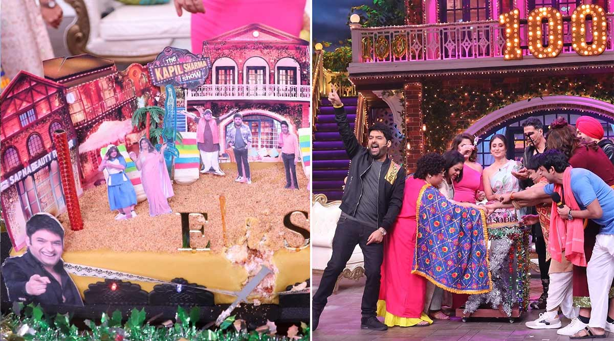 The Kapil Sharma Show Completes 100 Episodes, Good Newwz Team Akshay Kumar, Kareena Kapoor Khan, Kiara Advani and Diljit Dosanjh Celebrate With The Show's Cast