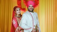 Kapil Sharma and Ginni Chatrath First Wedding Anniversary: These Sweet Pictures of The Couple Will Make You Utter 'Rab Ne Bana Di Jodi!'