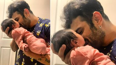 Karan Patel Cannot Stop Pampering His Newborn Daughter Mehr and This Latest Picture Is Proof!