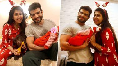 Karan Patel and Ankita Bhargava Share Baby Mehr's Adorable Photos (View Pics)