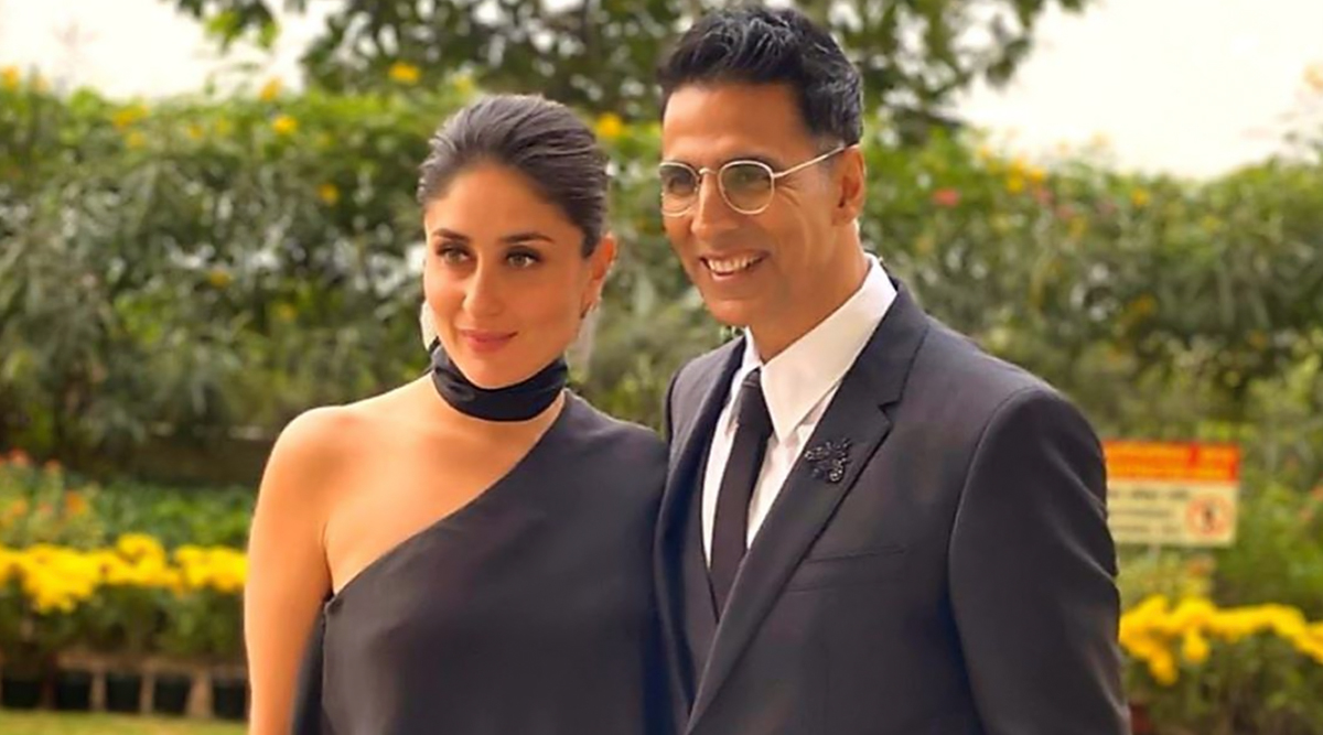 Akshay Kumar and Kareena Kapoor Khan Think 'Tashan' Was their Last Film Together, Conveniently Forgetting 'Kambakkht Ishq' and 'Gabbar is Back'