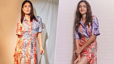 Fashion Faceoff! Kareena Kapoor Khan vs Ananya Panday, Who Pulled Off the Prabal Gurung Couture Better?