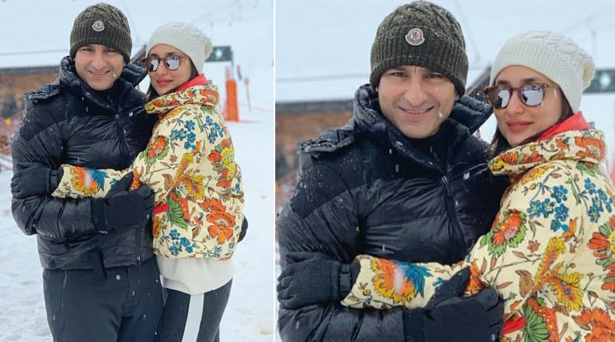 The Cost of Kareena Kapoor Khan's Floral Hoodie Straight From Swiss Alps Can Buy You an iPhone 11 Pro (View Pics)