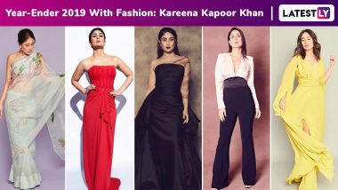 Year Ender 2019 With Fashion: When Kareena Kapoor Khan Pouted, Preened and Smoldered Like the Blazing Diva That She Is!