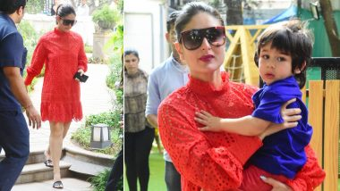 This Is How Kareena Kapoor Khan Looked on Her Off-Day, Pretty Much Like Us!