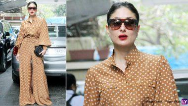 Kareena Kapoor Khan in Zimmerman Is Definitive Proof That Polka Dots Are Always Chic!