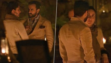 Saif Ali Khan-Kareena Kapoor's New Beautiful Pics Look Like They're Straight Out of a Movie Set, Are They Indeed?
