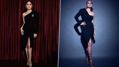 Fashion faceoff: Kareena Kapoor Khan or Sonakshi Sinha - Whose Stunning LBD Gets Your Vote?