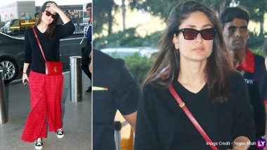 Kareena Kapoor Khan's Latest Stunning Pics Prove That There's Nothing Called 'Perfect Airport Look!'