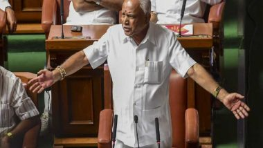 BS Yediyurappa's Supporter Dies by Suicide After His Resignation From Karnataka CM Post