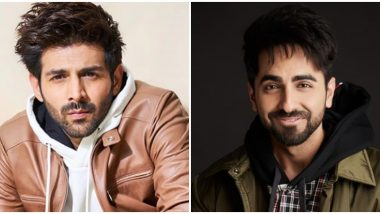 Kartik Aaryan and Ayushmann Khurrana Competing to Bag the Lead Role in Imtiaz Ali's Film on Elvis of Punjab?