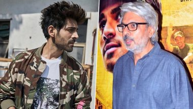 Kartik Aaryan Is NOT Working With Sanjay Leela Bhansali, Confirms The Director's Production House!
