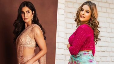 Bigg Boss 13: Shehnaaz Gill Imitating Katrina Kaif in This TikTok Video Will Bring a Smile on Your Face Instantly!
