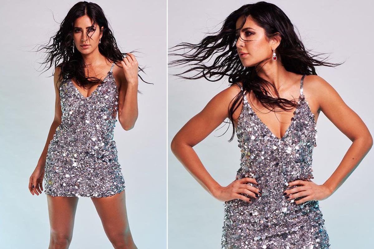 Katrina Kaif, Sparkle On, You Blingtastic Diva!