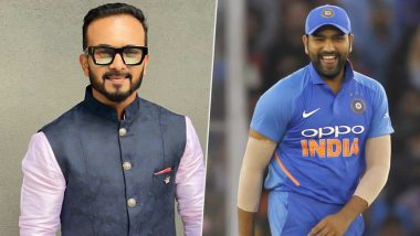 'Zeher Bhai Zeher' Rohit Sharma Posts Hilarious Comment on Kedar Jadhav's Ethnic Picture on Instagram