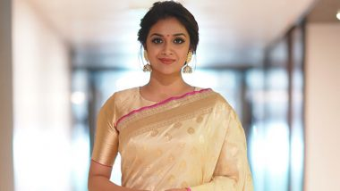 National Award-Winner Keerthy Suresh Says, 'I've Become Very Choosy About The Films I Take Up'