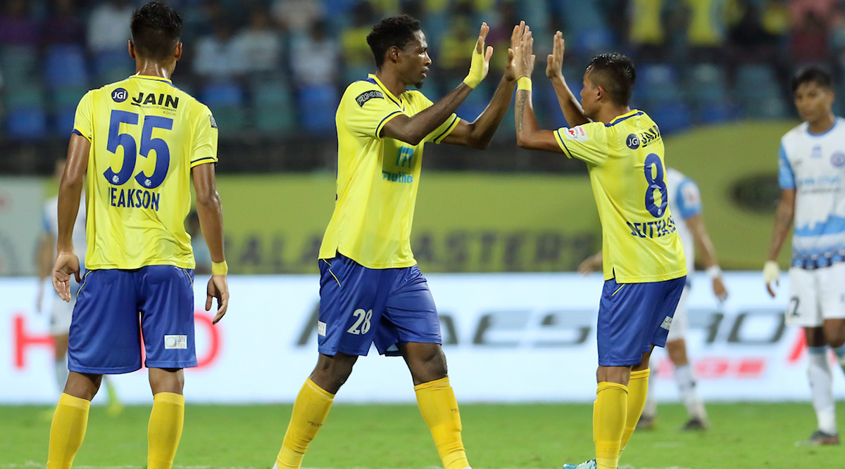 KBFC vs NEUFC Head-to-Head Record: Ahead of ISL 2019-20 Clash, Here Are Match Results of Kerala Blasters FC vs NorthEast United FC Last 5 Encounters in Indian Super League