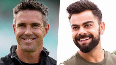 Kevin Pietersen Asks Virat Kohli to Include Diaper-Wearing Kid in His Squad, Indian Captain Terms Kid's Batting Ability 'Unreal' (Watch Video)