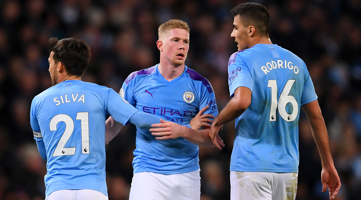 BUR vs MCI Dream11 Prediction in Premier League 2019–20: Tips to Pick Best Team for Burnley vs Manchester City Football Match