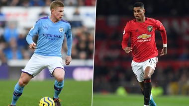 MCI vs MUN Head-to-Head Record: Ahead of EPL 2019–20 Clash, Here Are Match Results of Manchester City vs Man United Last 5 Encounters in English Premier League