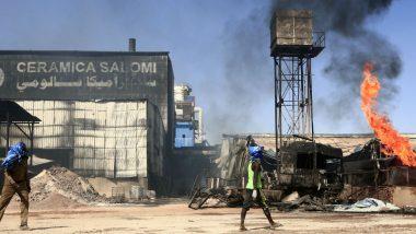 Sudan Factory Blast: 'Some Indian Workers' Among 23 Killed in Khartoum Explosion, Says S Jaishankar