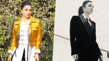 Monochrome or Gold, for Kiara Advani Its All About Keeping It Bold!