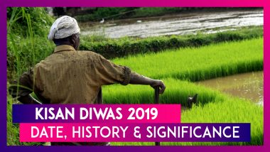 Kisan Diwas 2019: Date, History, And Significance Of The Day That Celebrates Farmers In India