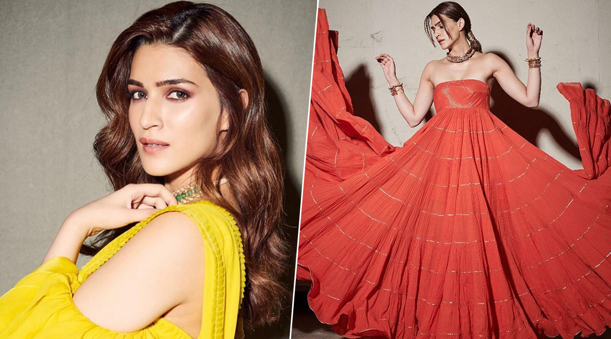 Kriti Sanon's Sunset Hues Story From Dusk to Dawn Is What You Need to See RIGHT NOW!