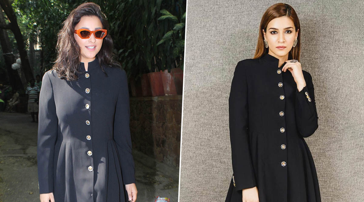 Fashion Faceoff: Kriti Sanon or Parineeti Chopra in a Bandhgala, Who Gave Androgyny a More Stunning Feminine Edge?
