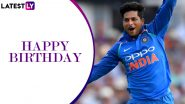 Kuldeep Yadav Birthday Special: Times When Indian Spinner Bamboozled Batsmen With Chinaman Turn