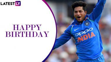 Kuldeep Yadav Birthday Special: Times When Indian Spinner Bamboozled Batsmen With Chinaman Turn