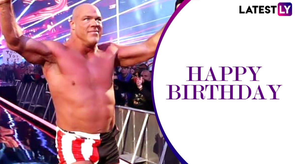 Kurt Angle Birthday Special: Workout & Diet of Former WWE Wrestler That Keeps Him Fit Even in His 50s
