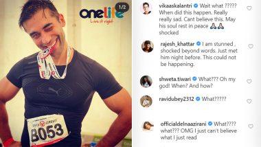 Kushal Punjabi Demise: Karanvir Bohra, Ravi Dubey, Shweta Tiwari, Divyanka Tripathi, Arjun Bijlani, Karan Patel - TV Celebs React