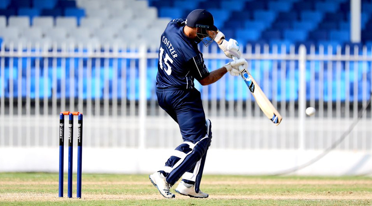 Live Cricket Streaming of SCO vs USA, 5th ODI 2019 Online: Watch Free Live Telecast of ICC Cricket World Cup League 2 Series Match