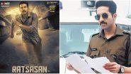 Ayushmann Khurrana Signs the Hindi Remake of Tamil Film Ratsasan?