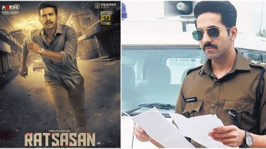 Ayushmann Khurrana Signs the Hindi Remake of Tamil Film Ratsasan?