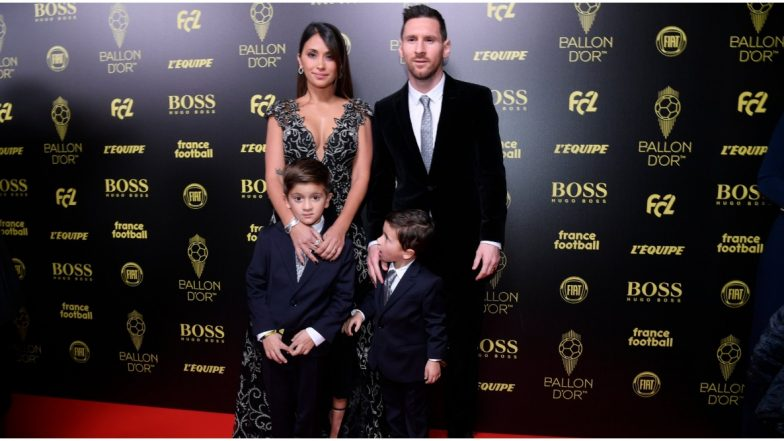Lionel Messi Wife, Kids and Net Worth: Who Is Antonella Roccuzzo? How Many Children Does Messi Have? FAQs About The Barcelona Star Answered!