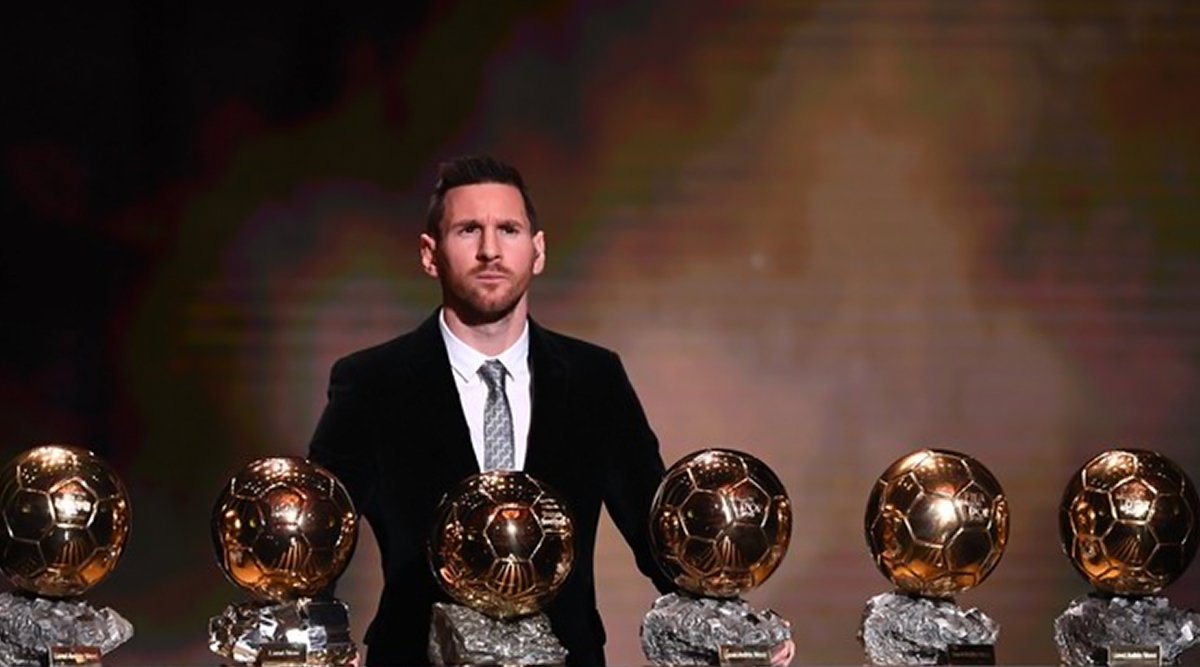 Ballon d'Or 2019 Awards: Lionel Messi Pips Virgil Van Dijk by Just 7 Votes to Win Sixth Golden Ball, Check Full Results