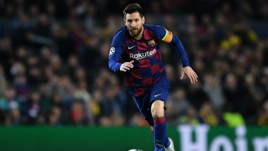 Lionel Messi Skips First Barcelona Training Under New Coach Ronald Koeman Amid Reports of a Move to Manchester City