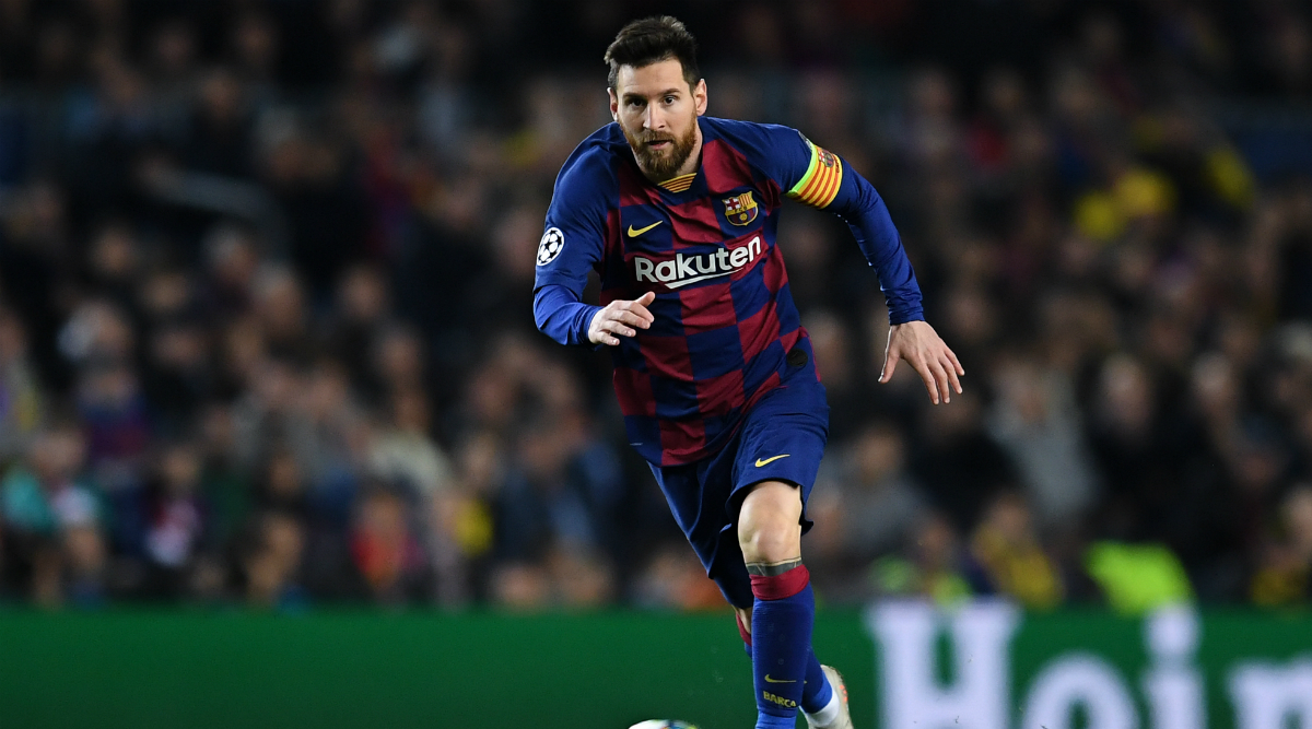 Lionel Messi Transfer Latest News Update: La Pulga Comfortable at Barcelona, Not Worried About Him Leaving, Says Argentina Coach Lionel Scaloni